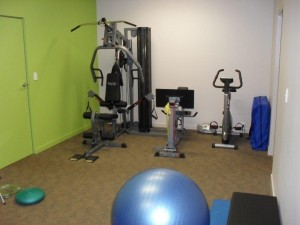 Adelaide Physio Exercise Equipment